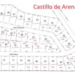Castillo West Plan with subdivision
