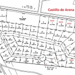 Plan Castillo South with subdivision